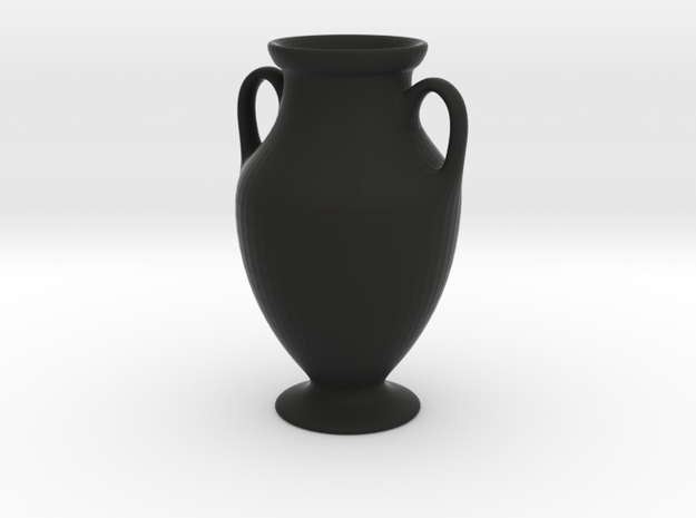 Urn 1f Scaled Subdivided 3d printed