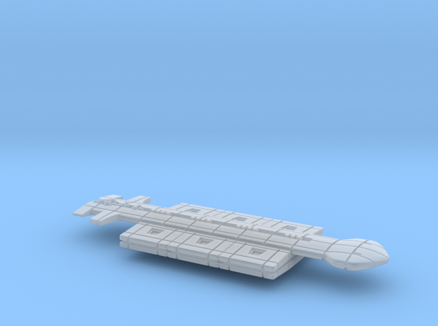 Freighter Class 6 in Smooth Fine Detail Plastic