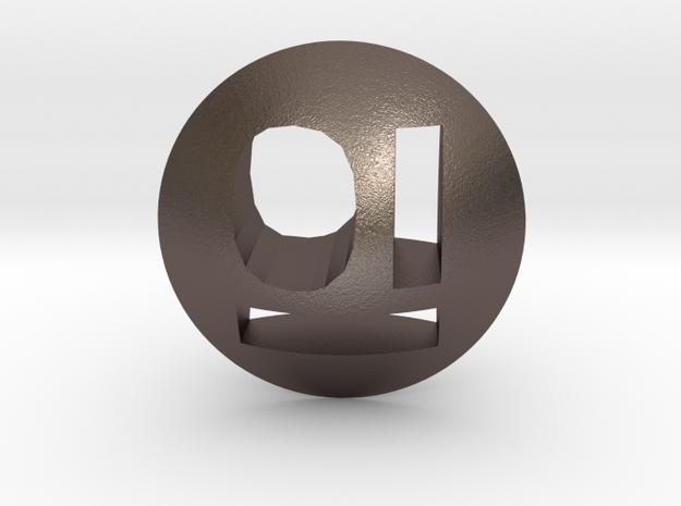 d2 Lens die (Binary, Punchthrough)
