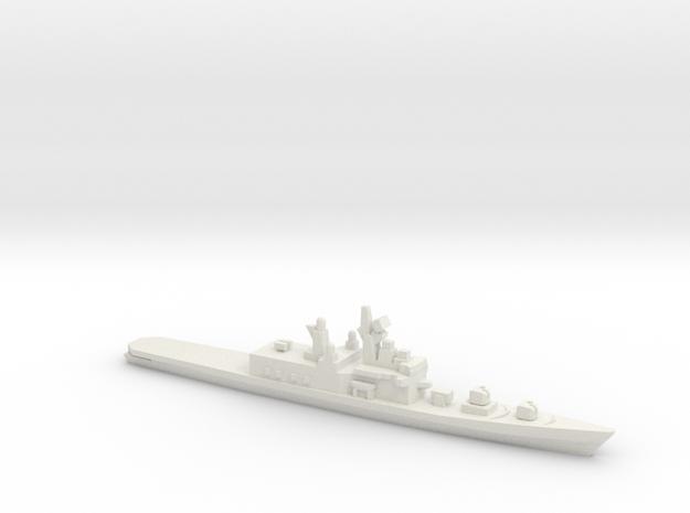 Shirane-class destroyer, 1/2400 in White Natural Versatile Plastic