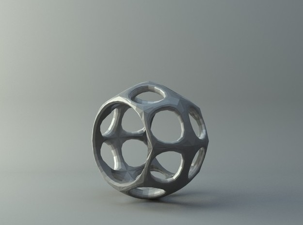 Prime Ring - Holes in Stainless Steel