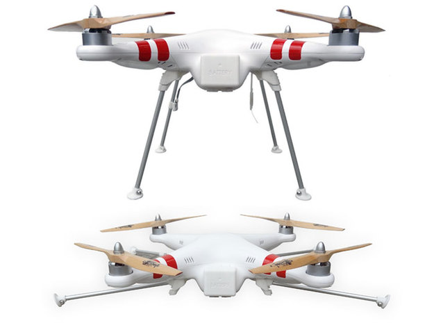 DJI Phantom Foldable Landing Gear