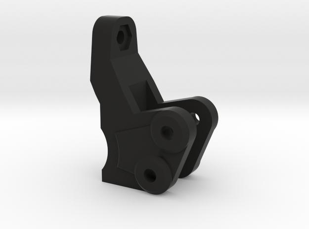 NCX10 Panhard Up in Black Natural Versatile Plastic