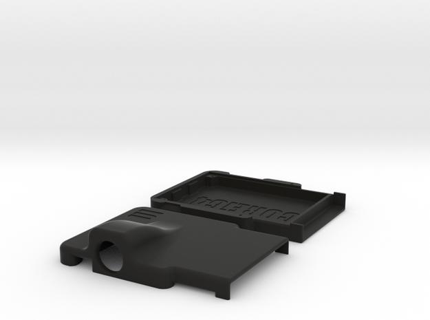 1541 Ultimate I Case in Black Natural Versatile Plastic