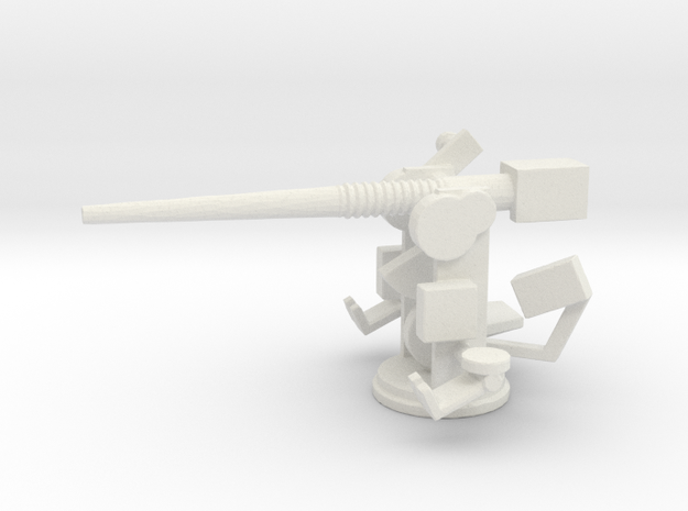 1/144 Scale 3 In 50 Cal Mk 24 Naval Gun