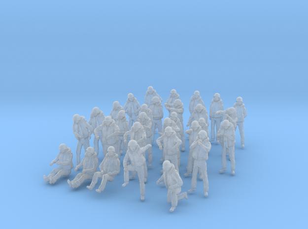 1/160 US Navy Sailors Combat SET 2