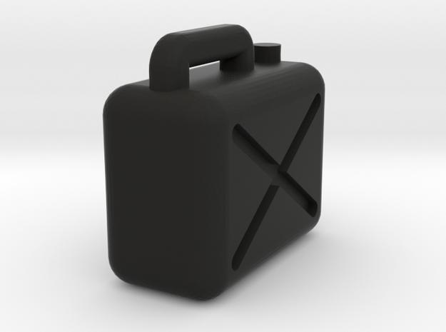 Jerrycan 1/45 in Black Natural Versatile Plastic