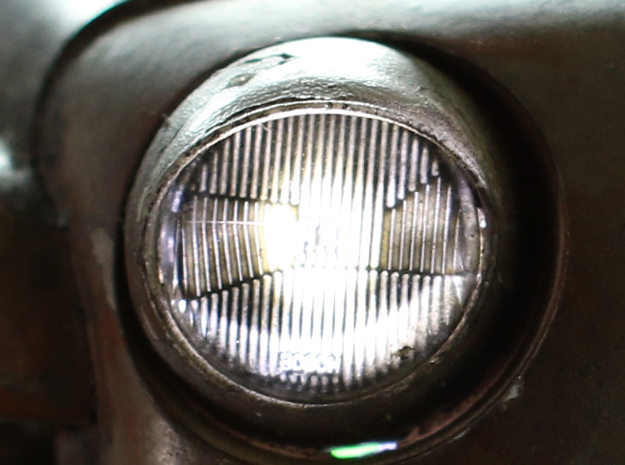 Sand Scorcher Lidded Headlamp (single)