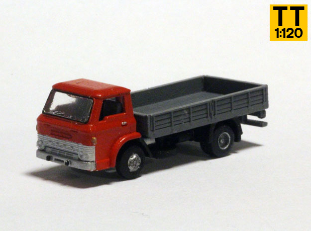 Ford D800 1:120 TT scale in Frosted Extreme Detail