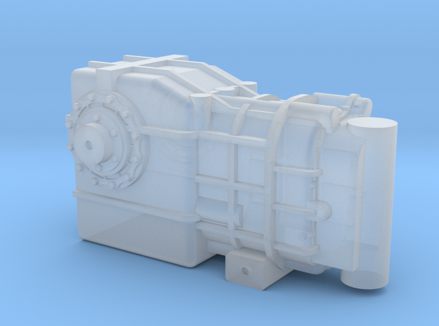 March Gearbox - 84C, 85C, 86C in Smooth Fine Detail Plastic