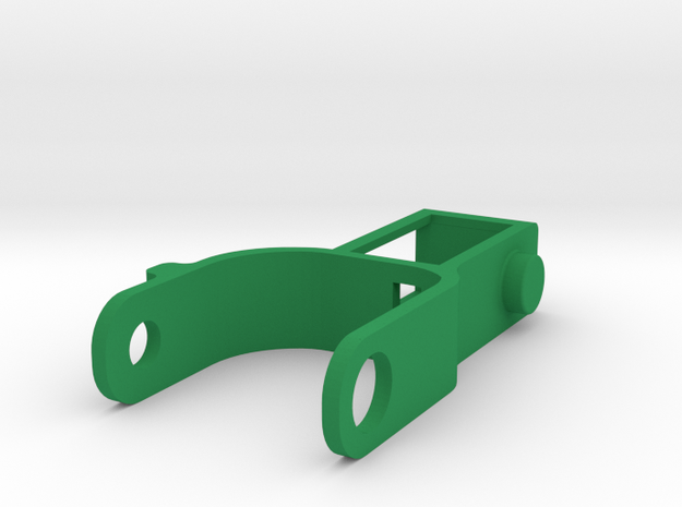 Grippy Bot - Base Arm in Green Strong & Flexible Polished