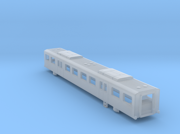 Melbourne Metro Siemens - T Car in Frosted Ultra Detail