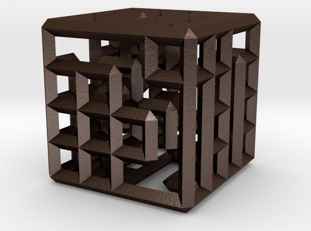 maze4c 3d printed