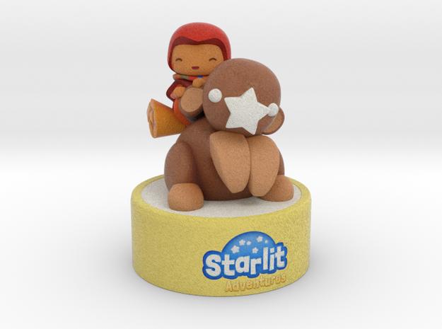 Starlit Adventures - Bo and Kikki in Full Color Sandstone