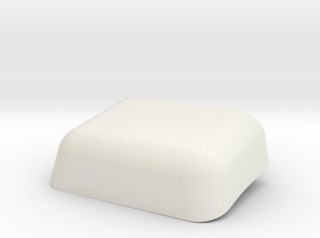 Bt in White Natural Versatile Plastic