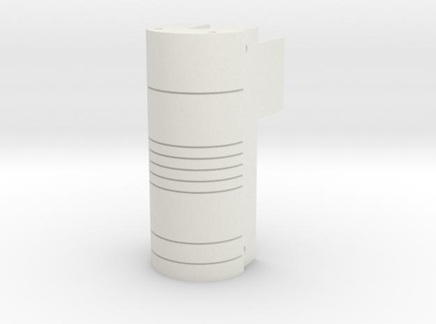 LPA NN-14 Bottom in White Natural Versatile Plastic
