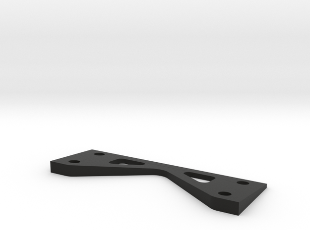 RC10DS Kickup Block in Black Strong & Flexible