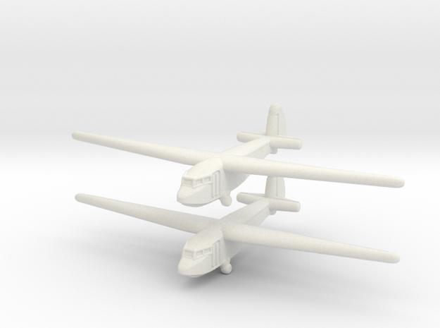 Antonov A-7 in White Strong & Flexible