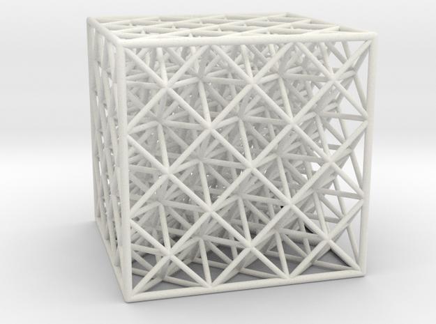 Octet Truss Cube (3x3x3)