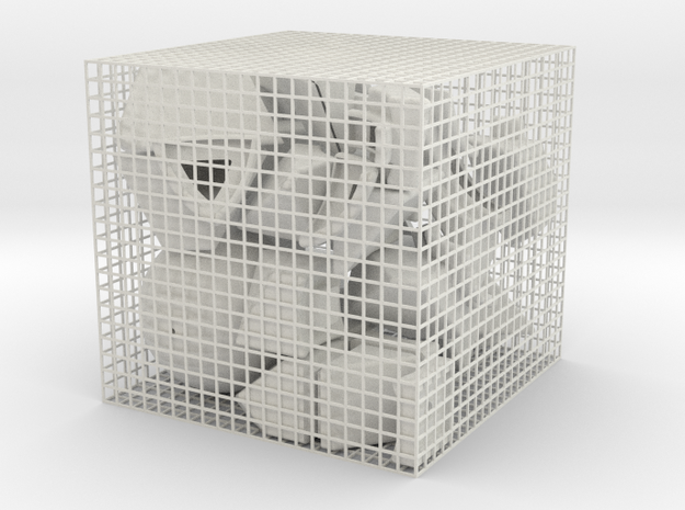 Trapezoid Ghost Cube