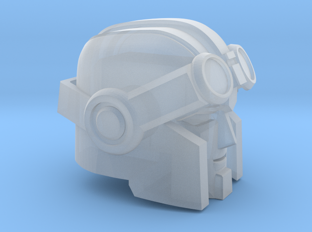 Whiny Hauler Head Commander Version
