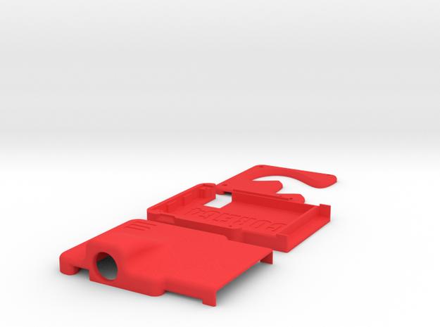 1541 Ultimate I Case Ethernet Version in Red Processed Versatile Plastic