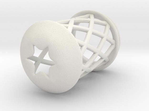 Star Lattice Lantern:Miniature