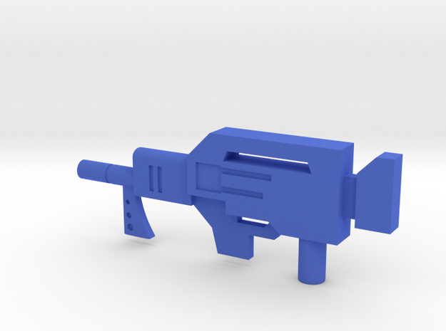 Final Blaster Mirage in Blue Strong & Flexible Polished