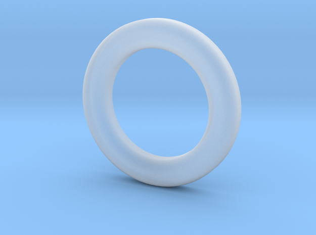 Comlink Part 2 in Smooth Fine Detail Plastic