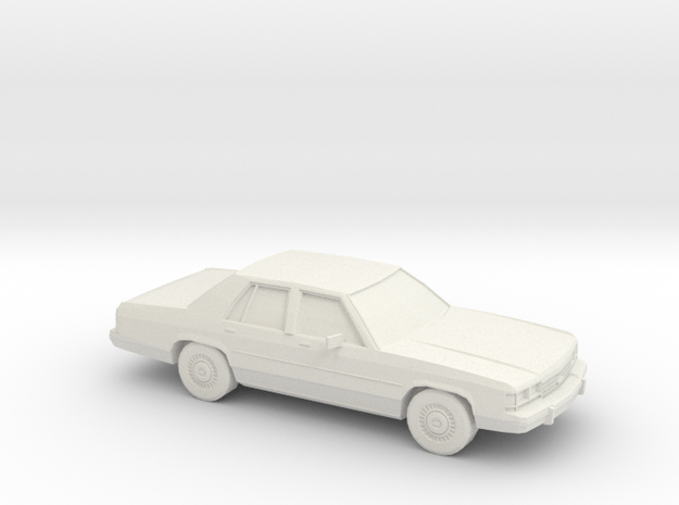 1/43 1989 Ford Crown Victoria