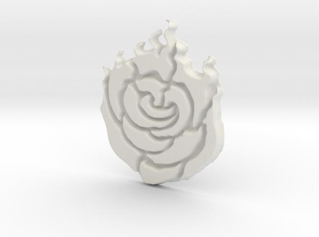 RWBY Ruby Rose Insignia pendant (non-attachable)