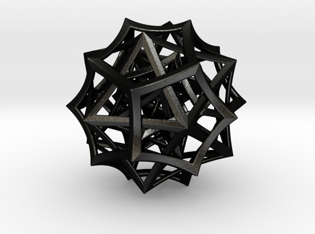 """BBC """"The Code"""" Prize 3d printed"""