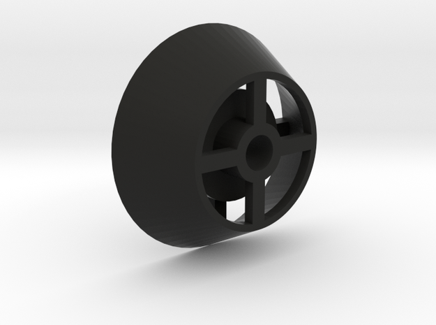 Roll Holder Filament in Black Strong & Flexible
