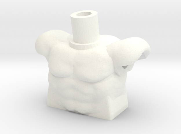 Custom Muscle Torso Lego
