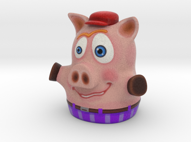 Three Little Pigs Puppet 001