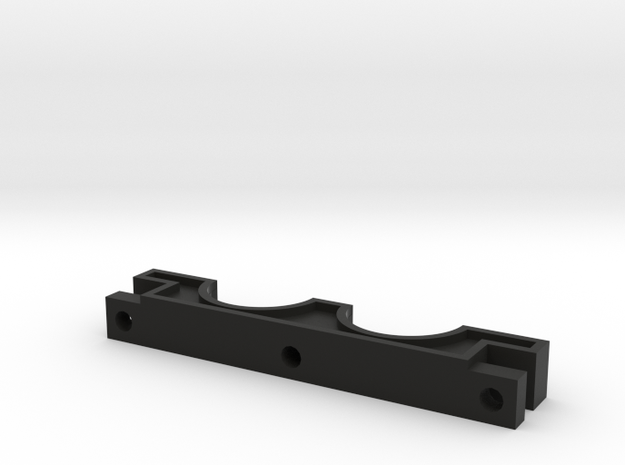 Handheld Bridge Bottom  in Black Natural Versatile Plastic