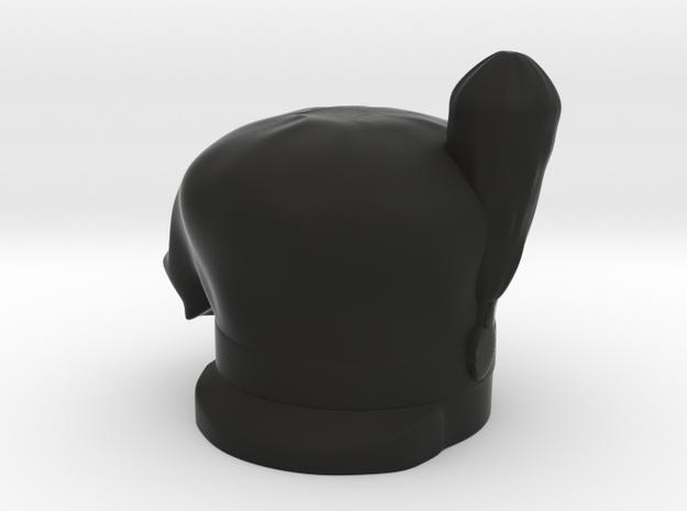 Gordon Scots hat in Black Strong & Flexible