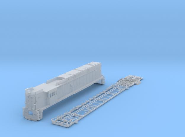 NE4405 N scale E44 loco - 4414 rebuilt 3d printed