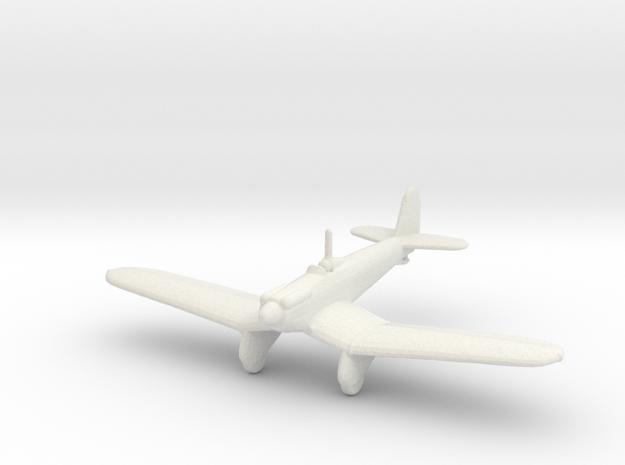 Supermarine Type 224 in White Natural Versatile Plastic: 1:200