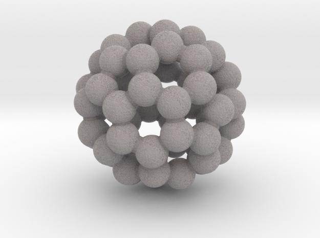 C60-buckminsterfullerene (small) in Full Color Sandstone