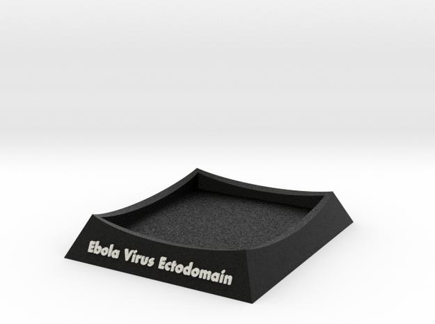 Ebola Virus Base in Full Color Sandstone: Small