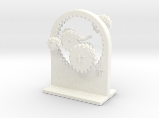 Looney Gears 3d printed