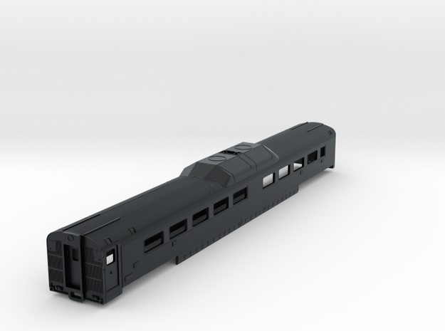 N Scale 'Roger Williams' RDC MidTrain Car 3d printed