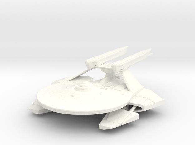 Smooth Triton 2500 in White Processed Versatile Plastic