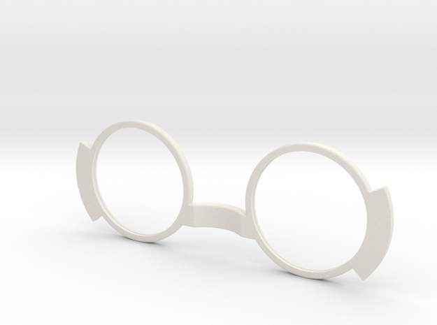 VRProtect Lens 43mm Version in White Strong & Flexible