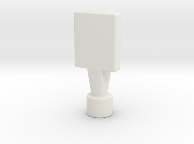Fmax Loft 2 in White Natural Versatile Plastic