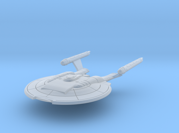 USS Akiraprise 1/5000 in Smooth Fine Detail Plastic