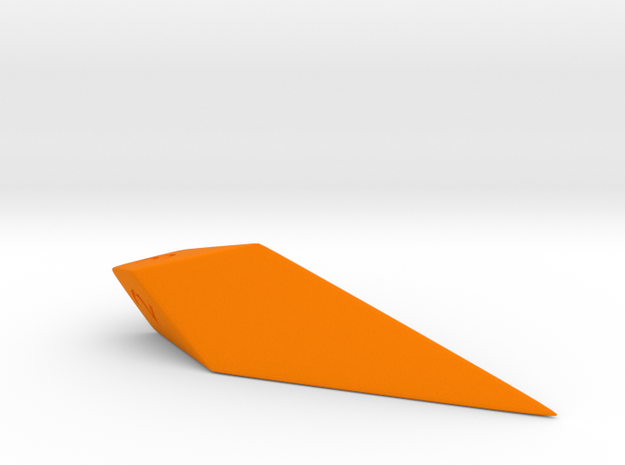 d3 kite die in Orange Processed Versatile Plastic