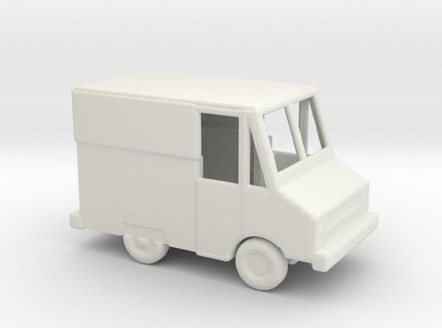 1/144 Scale Crew Van