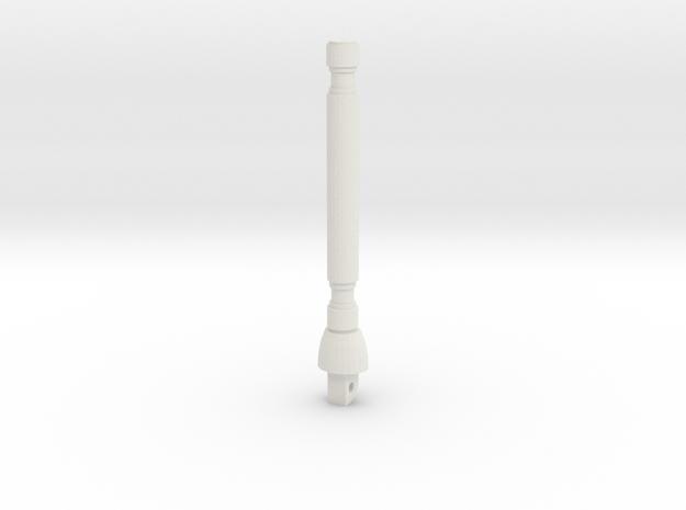 Alternators Windcharger Barrel in White Strong & Flexible